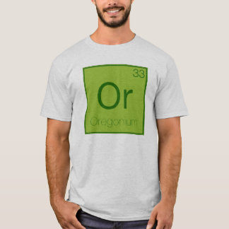 Periodic State - Oregon T-Shirt