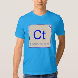Periodic States - Connecticut (CT) T-Shirt