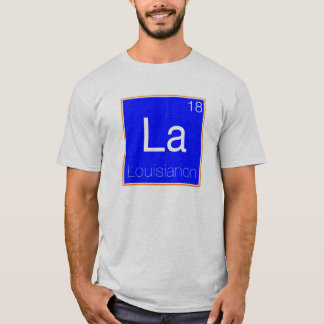 Periodic States - Louisiana (LA) T-Shirt