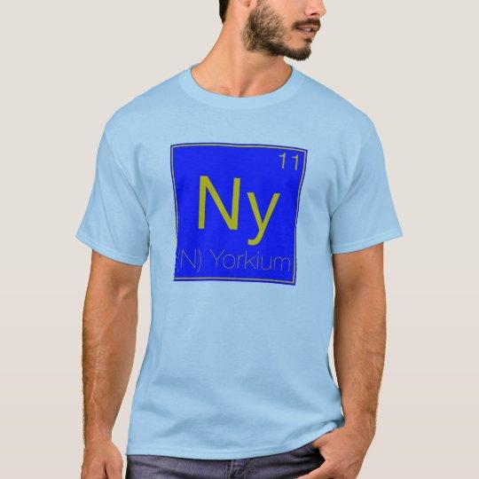 Periodic States - New York (NY) T-Shirt