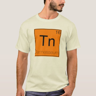 Periodic States - Tennessee (TN) T-Shirt