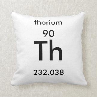 Periodic Table 90 Thorium Pillow