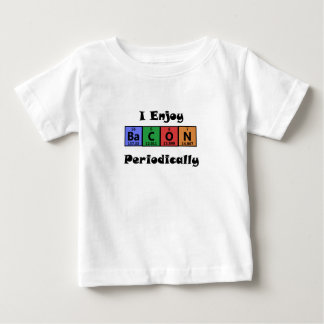 Periodic Table Bacon Science Chemistry Funny Shirt