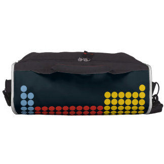 Periodic table bag for laptop