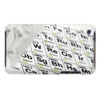 Periodic table. barely there iPod case