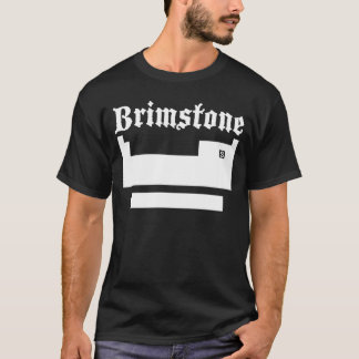Periodic Table brimstone T-shirt