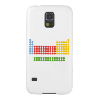 Periodic Table Galaxy S5 Cover