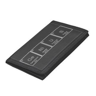 Periodic Table GeNiUS custom wallet
