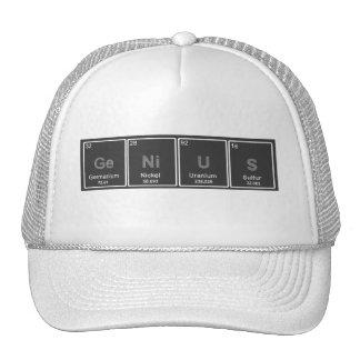 Periodic Table GeNiUS hat