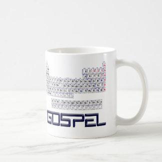 Periodic Table = Gospel Coffee Mug
