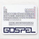 Periodic Table = Gospel Mousepads