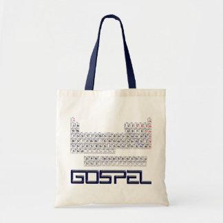 Periodic Table = Gospel Tote Bag