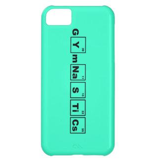 Periodic Table Gymnastics Case For iPhone 5C
