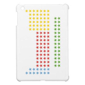 Periodic table in stars iPad mini case