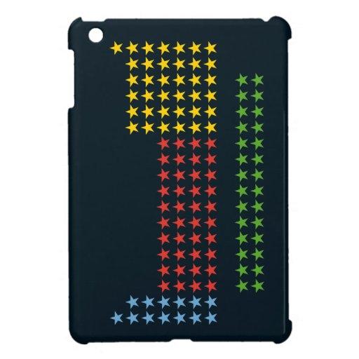 Periodic table in stars iPad mini covers