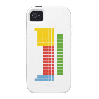 Periodic table iPhone 4/4S case