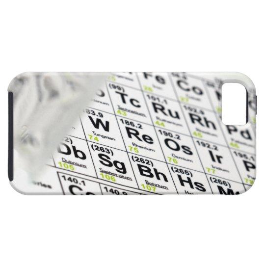 Periodic table. iPhone SE/5/5s case