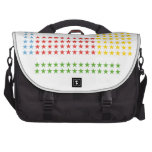 Periodic table laptop bags