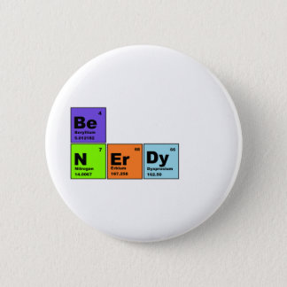 Periodic Table Nerdy Products Button