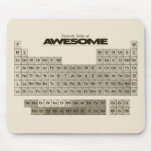 Periodic Table of AWESOME Mouse Pad
