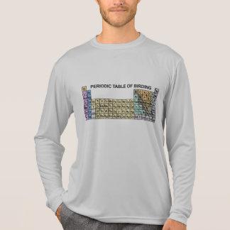 Periodic Table of Birding T-Shirt