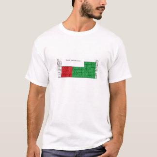 """Periodic Table of Christmas"" T-shirt"