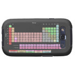 Periodic Table of Elements Galaxy S3 Case