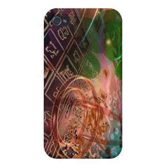 Periodic Table of Elements iPhone 4/4S Cover
