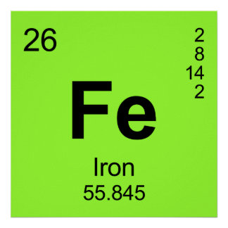 Iron periodic table - What is fe on the periodic table ...