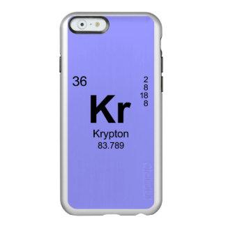 Periodic Table of Elements (Krypton) Incipio Feather Shine iPhone 6 Case
