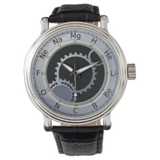 Periodic Table of Elements Men's Wrist Watch