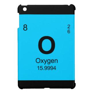 Periodic Table of Elements (Oxygen) iPad Mini Cover
