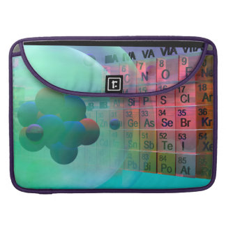 Periodic Table of the Elements Sleeve For MacBooks