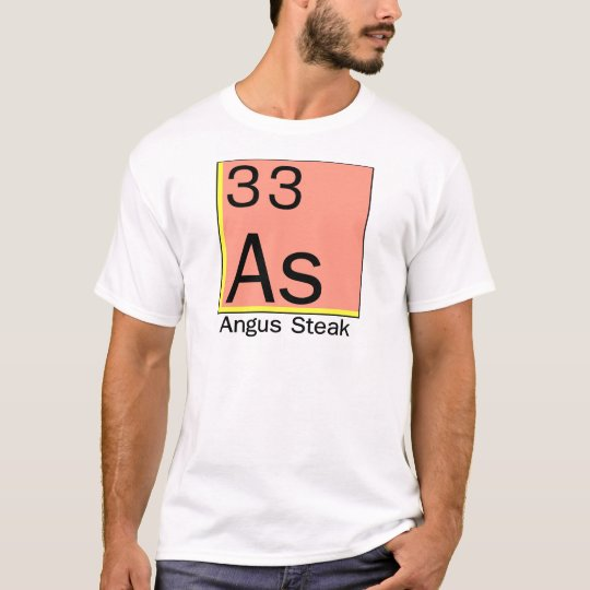 Periodic Table of the Elements t shirt