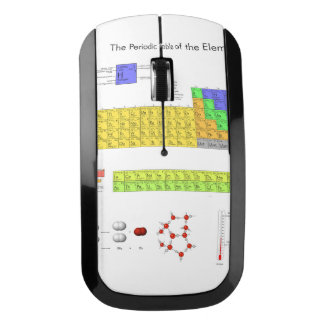 periodic table of the elements wireless mouse