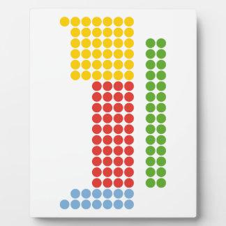Periodic Table Plaque