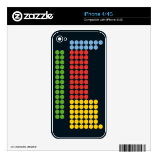 Periodic table skins for iPhone 4
