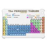 PERIODIC TABLES iPad MINI CASE