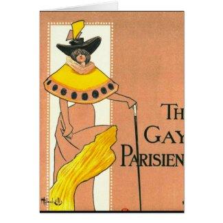 Periodical Promo 1897 Card