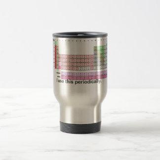 Periodically 15 Oz Stainless Steel Travel Mug