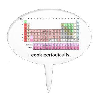 Periodically Cake Pick
