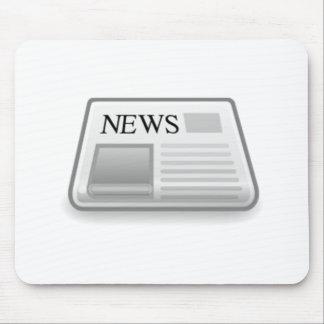 Periódico Alfombrillas De Ratones