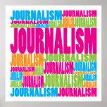 Periodismo colorido posters
