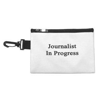 Periodista en curso