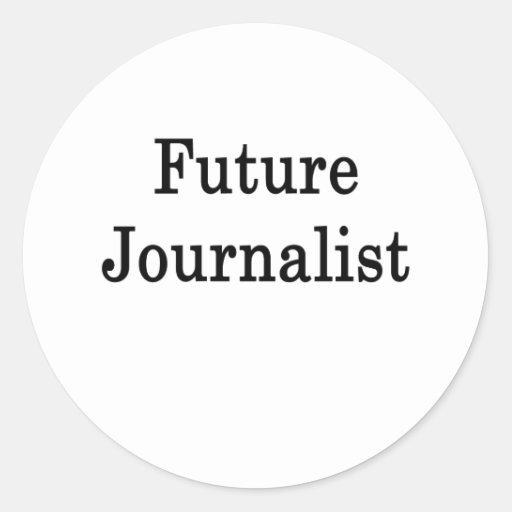 Periodista futuro etiquetas