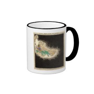 Período Del ANUNCIO 1100 de la primera cruzada Tazas De Café