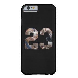 Período del arte del Barroco 23 para hombre Funda Para iPhone 6 Barely There