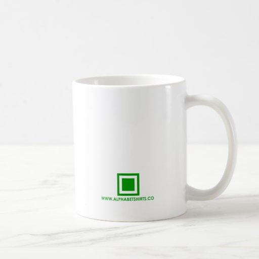 Período verde taza clásica