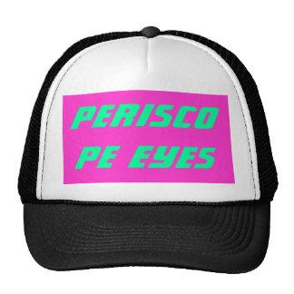 periscope eyes trucker hat