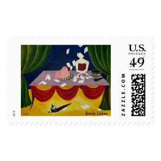 Perishables and Tangibles Postage